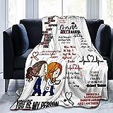 Greys Anatomy Throw Blanket Ultra Soft Velvet Blanket Lightweight Bed Blanket Quilt Durable Home Decor Fleece Blanket Sofa Blanket Luxurious Carpet for Men Women Kids
