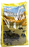 Taste of the Wild High Protein Real Meat Recipe Dry Dog Food with Real Roasted Bison & Roasted Venison and Ancient Grains