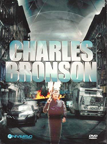 DVD Charles Bronson Box com 5 DVDs