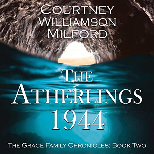The Atherlings 1944 audiobook cover art