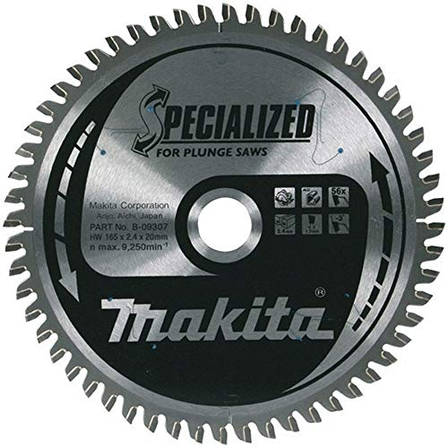 Makita Specialized Sägeblatt für Gehrungssäge, Aluminium, 305x100 Zähne 30mm