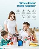 Zoom IMG-1 thermopro tp65 termometro igrometro wireless