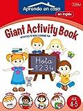 SÚPER ACTIVIDADES EN INGLÉS 4-5: Aprendo En Casa Inglés. 4 - 5 Años (APRENDO EN CASA SÚPER ACTIVIDADES EN INGLÉS)