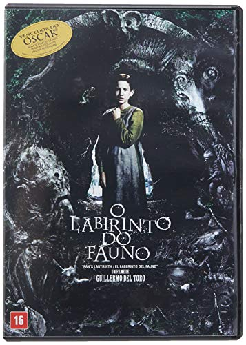 O Labirinto Do Fauno [DVD]