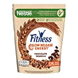 Nestlé Fitness Cereali Integrali, con Cioccolato Granola, 300g...