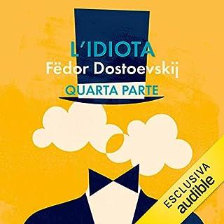 L'idiota 4 copertina