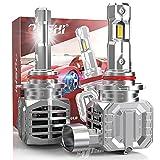 Lampadine HB3 LED, OUSHI Canbus Senza Errori 110W 20000 LM Kit Di Conversione Per Fari 9005 LED 6500K Xenon Bianche, HB3 LED Lampadina Fari Abbaglianti o Anabbaglianti Per Auto, Confezione Da 2