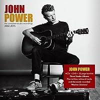 Complete Studio Recordings 2002-15 by JOHN POWER