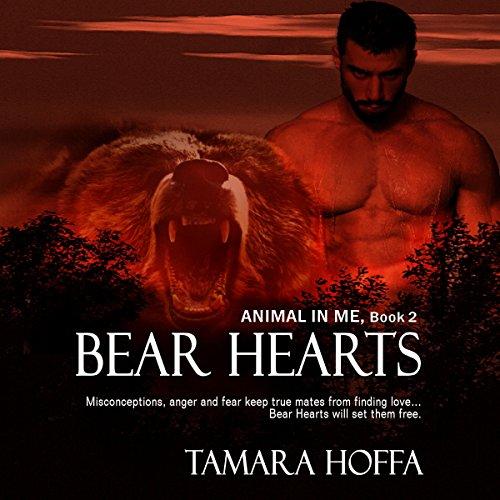 Bear Hearts audiobook cover art