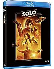 Han Solo: Una historia de Star Wars (Edición remasterizada) 2 discos (película + extras) [Blu-ray]