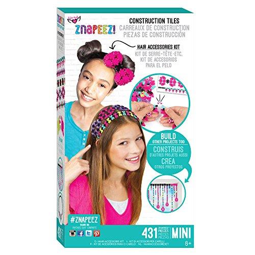 Fashion Angels znapeez Fille Cheveux Wear Hair Kit d'accessoires