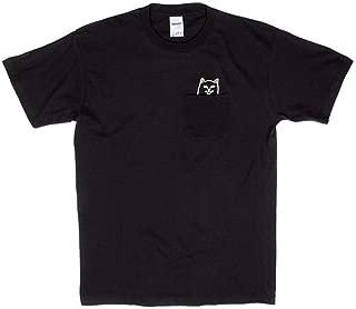 RIPNDIP Lord Jermal Pocket T-Shirt (Black)