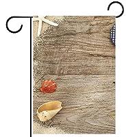 庭の装飾の屋外の印の庭の旗の飾り夏休みの概念 テラスの鉢植えのデッキのため