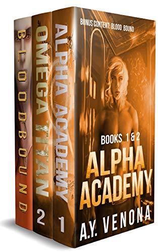 The Elite Academy: Books 1-2: Fantasy Mpreg Bundle (English Edition)