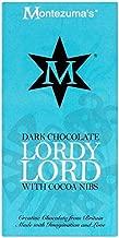 Montezuma's Dark Chocolate Cocoa Nibs Bar - 100g