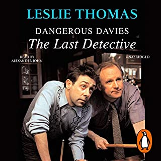Dangerous Davies cover art