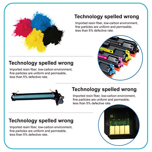 (5 Pcs Value Pack) TG Imaging Compatible MLTD101S MLT-D101S Toner Cartridge 101s Used for Samsung Xpress SCX-3400 SCX3405W SF-760P ML-2160 ML-2165 Printer Photo #5