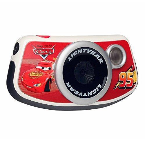 Lexibook Disney Cars - Cámara Digital Compacta, 1.3 MP (1.4 Pulgadas) (Importado)