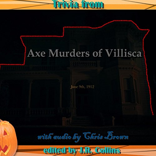 Trivia from The Axe Murders of Villisca audiobook cover art