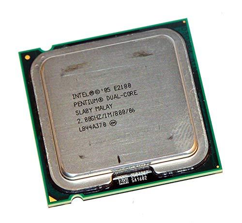 Intel Pentium Dual-Core Dual Core CPU E2180 2.0 GHz 1 MB 800 MHz SLA8Y (9G) - Tray CPU ohne Kühler