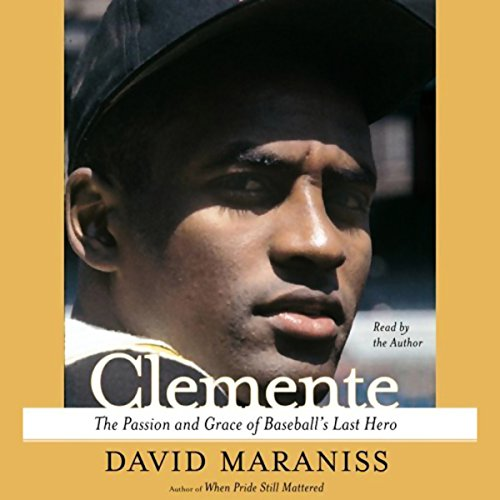 Clemente audiobook cover art
