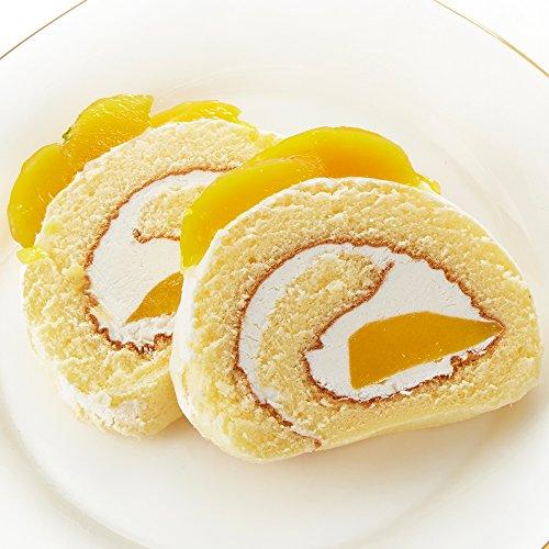 新宿高野Fruityマンゴーロールフルーツケーキ[内祝い/手土産/ご挨拶/夏ギフト/お中元]洋菓子スイーツギフト(600g×1個)#49108