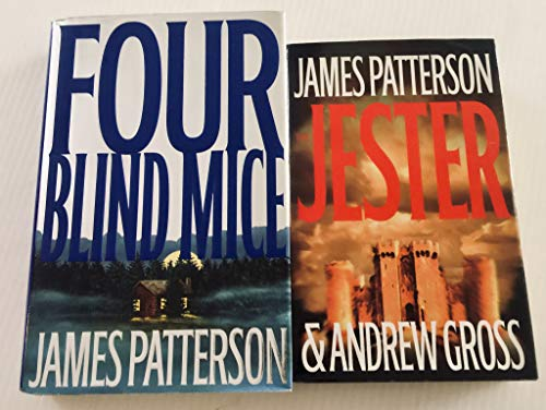 2 Books! 1) Four Blind Mice 2) Jester