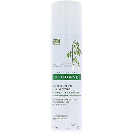 Klorane–Shampoo a Secco al Latte di Avena, 150ml