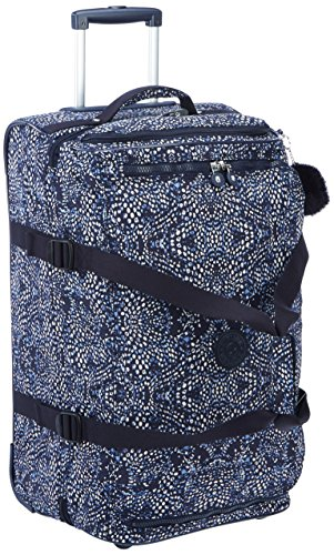 Kipling Teagan M Equipaje de Mano, 66 cm, 74 Liters, (Soft Feather)