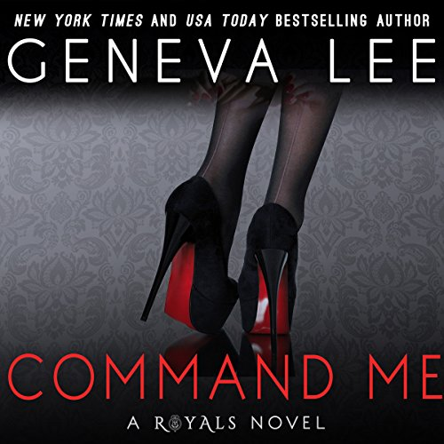 Command Me audiobook cover art