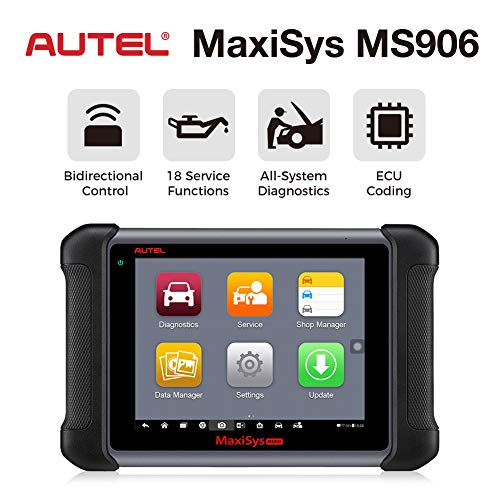 Autel Maxisys MS906 OBD2 Scanners