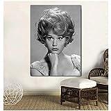 NFGGRF Jane Fonda Barbarella Bilder Poster und Drucke