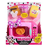 Just Play 88112 Minnie Bow-Tique Marvelous Microwave Set