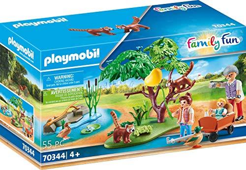 Playmobil 70344 - Angolo dei Panda Rossi