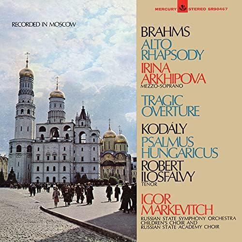 Arthur Grumiaux, Irina Arkhipova, Robert Ilosfalvy, The Russian State Academy Choir, Ussr State Symphony Orchestra, Royal Concertgebouw Orchestra & Igor Markevitch