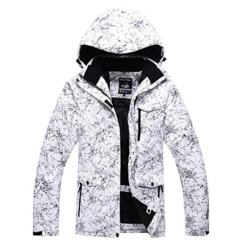 51Ok4cZFwdL. SS500  - HOTIAN Men's Ski Jackets and Pants Waterproof Windproof Outdoor Coats Snow Snowboard Jackets