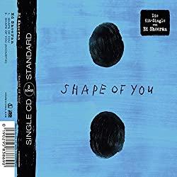 Bestseller Musik meist verkaufte Single 2017 Ed Sheeran Shape of you