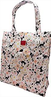 Majo Kiki's delivery service flower garden series an samburteki style tote bag