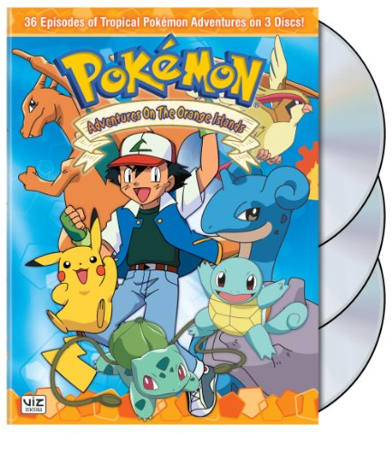 pokemon 1st season - 8