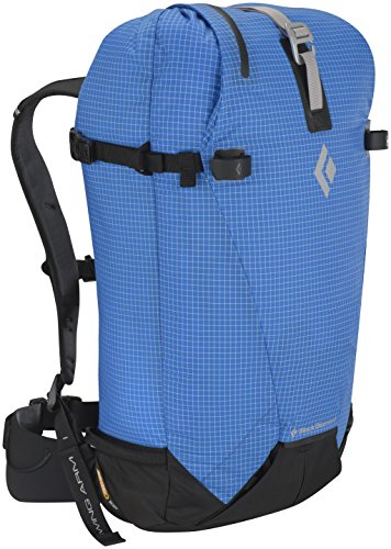 Black Diamond Unisex Cirque 35 Mochila, Color Ultra Blau, tamaño ML, Volumen Liters 35