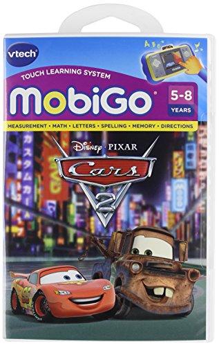 VTech MobiGo Tragbare Lernkonsole Cars 2