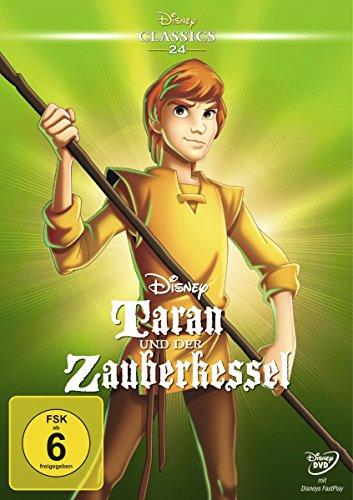 Taran und der Zauberkessel (Disney Classics)
