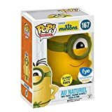 Lotoy Funko Pop Movie : Minions - Au Naturel (f.y.e. Exclusive) 3.9inch Vinyl Gift for Boys Cartoon ...