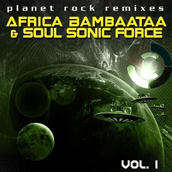 Planet Rock Remixes Vol. 1 (1996 Version)