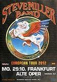 Steve Miller Band - European Tour, Frankfurt 2012 »