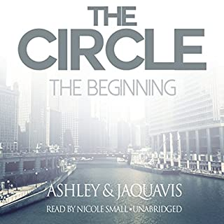 The Circle: The Beginning audiobook cover art