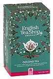 DEU Tè Oolong cinese biologico English Tea Shop - 1 x 20 bustine di tè (40 grammi)