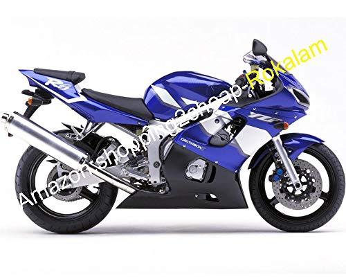Carénage en ABS pour YZF R6 1998-2002 YZF600 R6 98-02 YZF R6 1998-2002 YZF R6 (moulage par injection)