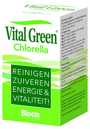 Vital Green Chlorella 1000 Tableten
