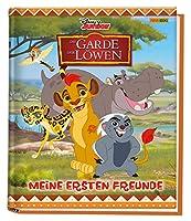 Disney Junior Die Garde der Loewen: Meine ersten Freunde: Kindergartenfreundebuch